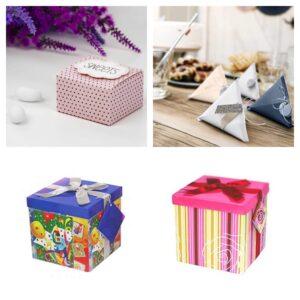 Κουτάκια & Σακουλάκια για δώρα